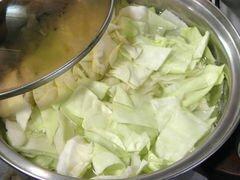 «Капустные котлеты» - приготовления блюда - шаг 1