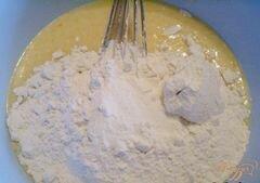 «Медовый кекс с грушами» - приготовления блюда - шаг 2