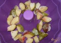 «Медовый кекс с грушами» - приготовления блюда - шаг 3