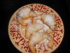 «Круассаны с нутеллой» - приготовления блюда - шаг 8