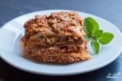 «Лазанья болоньезе» - приготовления блюда - шаг 10
