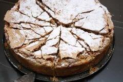 «Ореховый пирог» - приготовления блюда - шаг 5