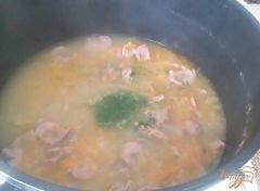 «Гуляш из куриных желудочков» - приготовления блюда - шаг 5