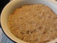 «Мясные гнезда» - приготовления блюда - шаг 1