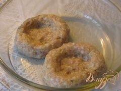 «Мясные гнезда» - приготовления блюда - шаг 2