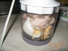 «Блинчики с мясом.» - приготовления блюда - шаг 4