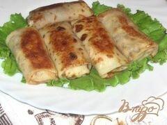 «Блинчики с мясом.» - приготовления блюда - шаг 6