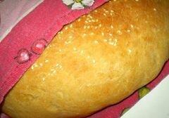 «Хлеб на картофельном отваре» - приготовления блюда - шаг 8