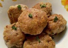 «Котлеты из телятины с перловкой» - приготовления блюда - шаг 7