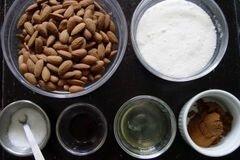 «Миндаль в сахарной глазури с корицей» - приготовления блюда - шаг 1