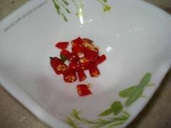 «Лосось, тушеный в соусе из куркумы с кусочками сливы» - приготовления блюда - шаг 5