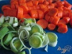 «Говяжье сердце с морковью в яблочном сидре» - приготовления блюда - шаг 5