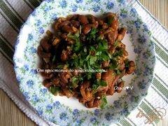 «Лобио» - приготовления блюда - шаг 5