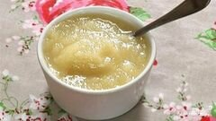 «Пюре из груши для грудничка» - приготовления блюда - шаг 6