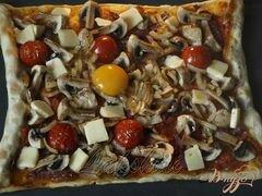 """«Пицца """"Мама Браво""""» - приготовления блюда - шаг 6"""