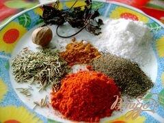 «Шашлык из свинины в пряном маринаде» - приготовления блюда - шаг 3