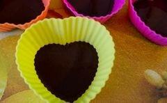 """«Конфеты """"Шоколадное признание в любви""""» - приготовления блюда - шаг 4"""