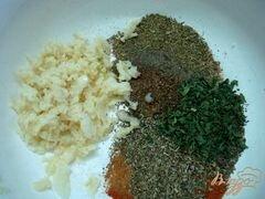 «Адыгейская соль» - приготовления блюда - шаг 3