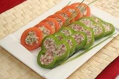 «Фаршированные овощи.» - приготовления блюда - шаг 4
