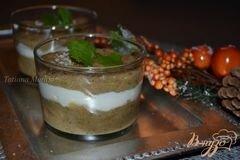 «Мусс из баклажан со сливками» - приготовления блюда - шаг 6