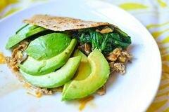 «Буррито на завтрак» - приготовления блюда - шаг 7