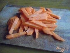"""«Сырный суп с креветками """"Послепраздничный""""» - приготовления блюда - шаг 1"""