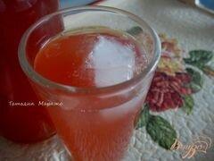 «Чайная настойка с апельсиновым соком» - приготовления блюда - шаг 5
