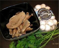 «Ризотто с грибами» - приготовления блюда - шаг 2