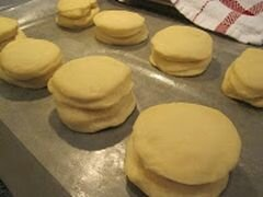«Пончики с клубничным желе» - приготовления блюда - шаг 11