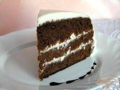 «Торт Черный принц» - приготовления блюда - шаг 8