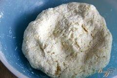 «Сконы или сырные лепешки» - приготовления блюда - шаг 4