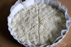 «Сконы или сырные лепешки» - приготовления блюда - шаг 5