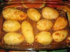 """«""""Отмороженная"""" картошка или запеченный картофель» - приготовления блюда - шаг 5"""