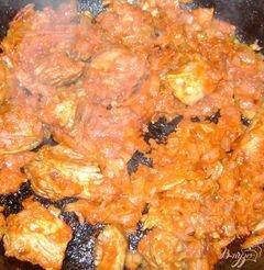 «Шурпа с говядиной» - приготовления блюда - шаг 4