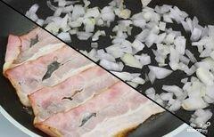 «Салат из картофеля без майонеза» - приготовления блюда - шаг 2