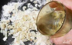 «Салат из картофеля без майонеза» - приготовления блюда - шаг 4
