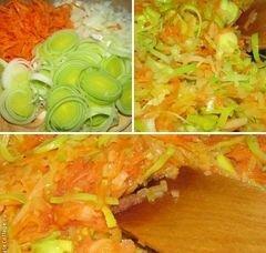 «Уха по - фински» - приготовления блюда - шаг 1