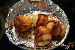«Беконовый ужин» - приготовления блюда - шаг 3