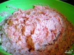 «Куриные тефтели на пару» - приготовления блюда - шаг 3
