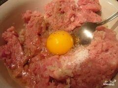 «Куриные тефтели на пару» - приготовления блюда - шаг 4