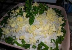 «Салат из сардины» - приготовления блюда - шаг 5