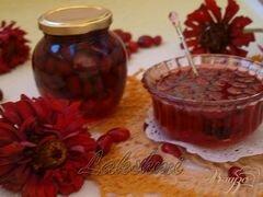 «Кизиловое варенье» - приготовления блюда - шаг 3