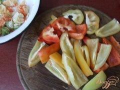 «Маринованные перцы» - приготовления блюда - шаг 2