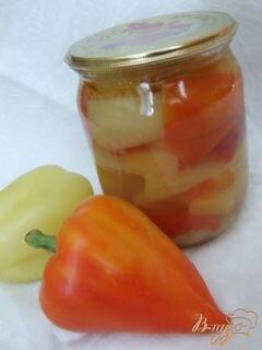 «Маринованные перцы» - приготовления блюда - шаг 4