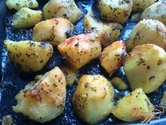 «Запеченная, пряная картошка» - приготовления блюда - шаг 3