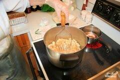 «Грушевое варенье» - приготовления блюда - шаг 2