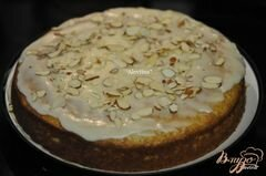 «Миндальный кекс» - приготовления блюда - шаг 7