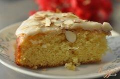 «Миндальный кекс» - приготовления блюда - шаг 8