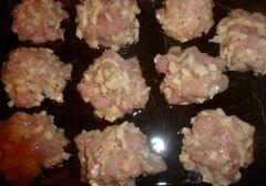 «Быстрые куриные котлетки с сыром» - приготовления блюда - шаг 6