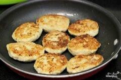 «Куриные котлеты фаршированные грибами» - приготовления блюда - шаг 5